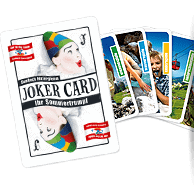 Die JOKER-CARD